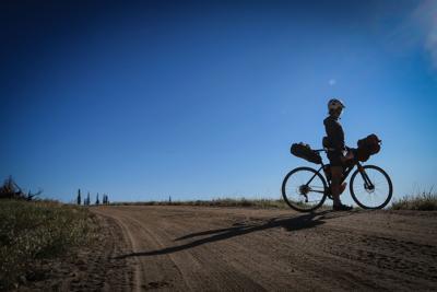 517 miles, 46,000 feet, 42 hot springs...this is bikepacking!