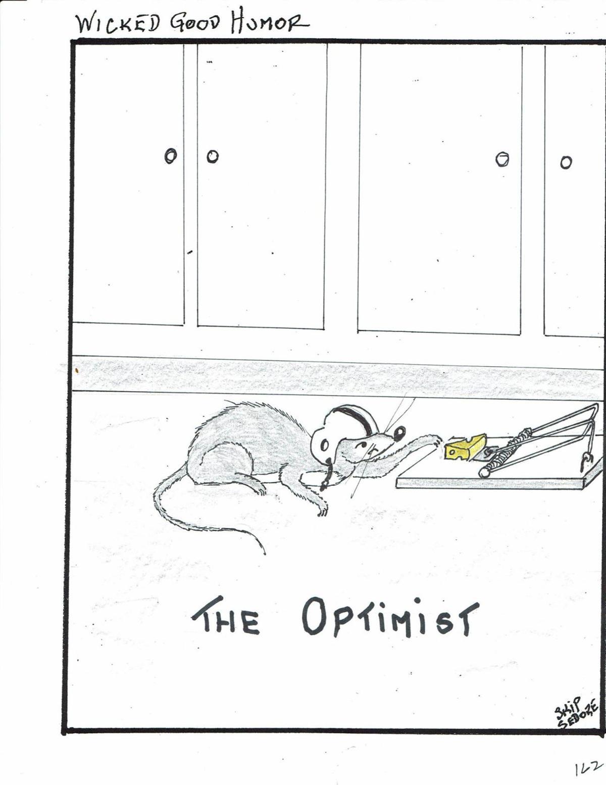 Skip Sedore - Optimist