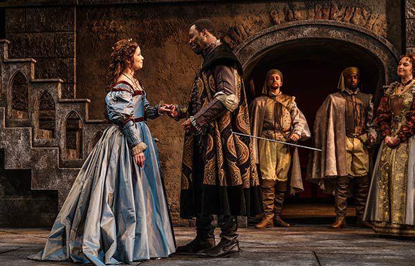 Lifting Shakespeare