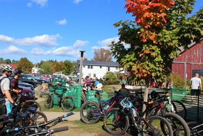 Kingdom Trails adapts to accommodate soaring number of mountain bikers