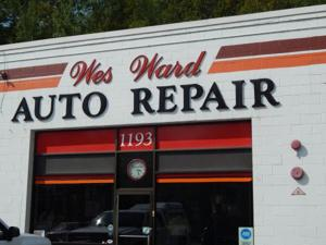 Wes Ward Auto Repair - 0