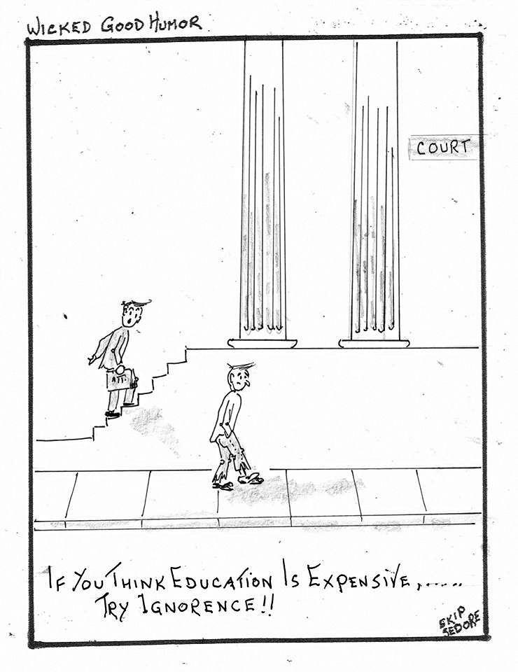 Skip Sedore - Education
