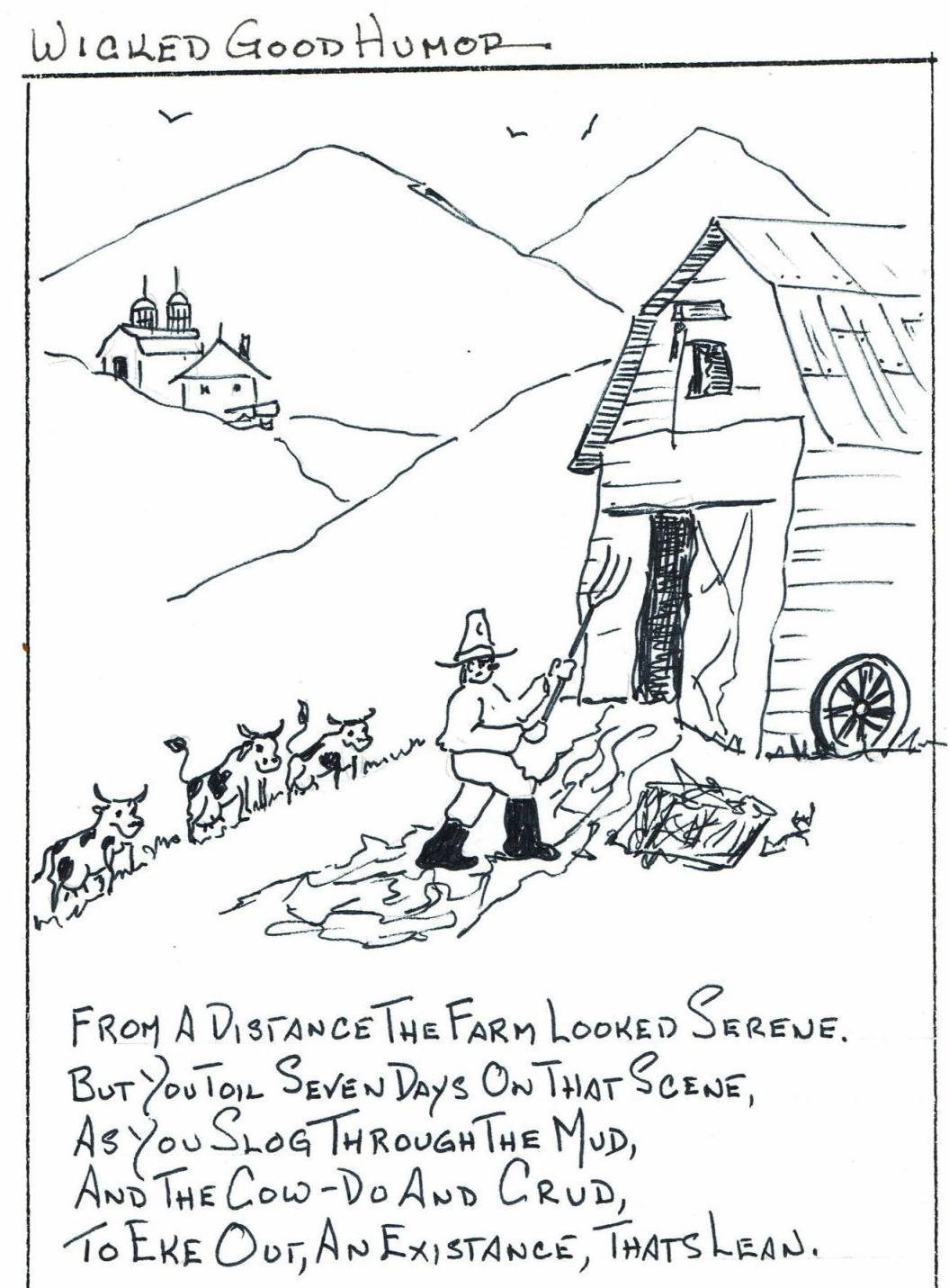 Skip Sedore - farming