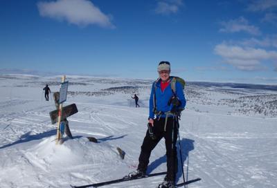 Norway skiing