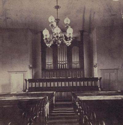 Peacham organ