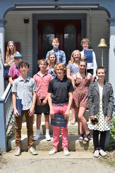 Riverside graduation 2020