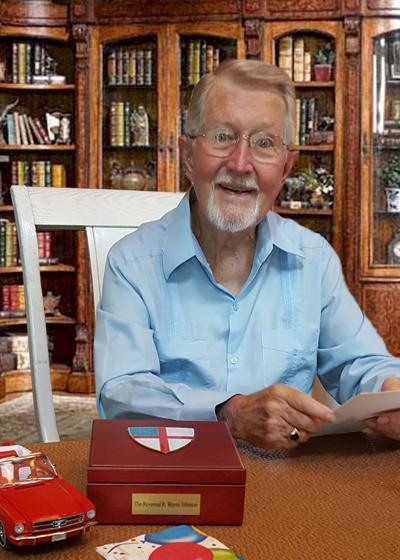 Roy Wayne Johnston