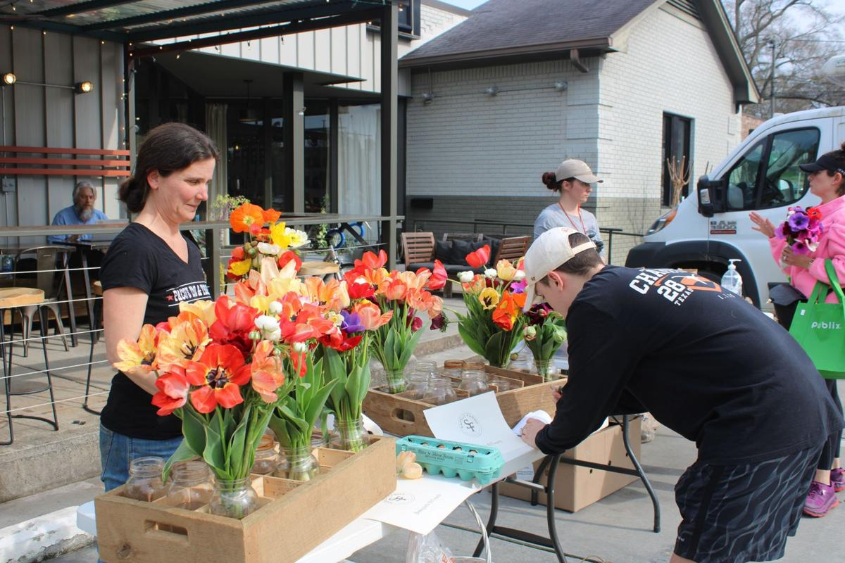 Plans proceeding for annual farmers markets