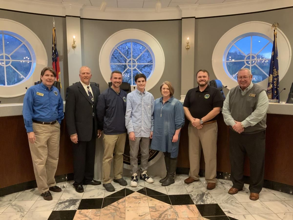 Ringgold proclaims April Autism Awareness Month