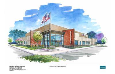 Cedarstream new headquarters