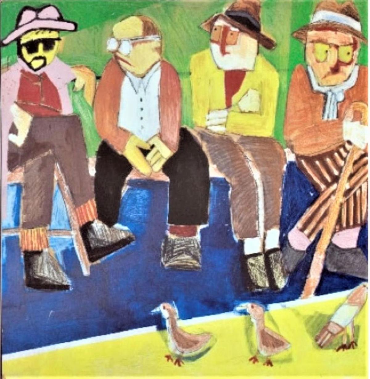 052919_MNS_Summer_Pleasures_001 Gene Allcott painting