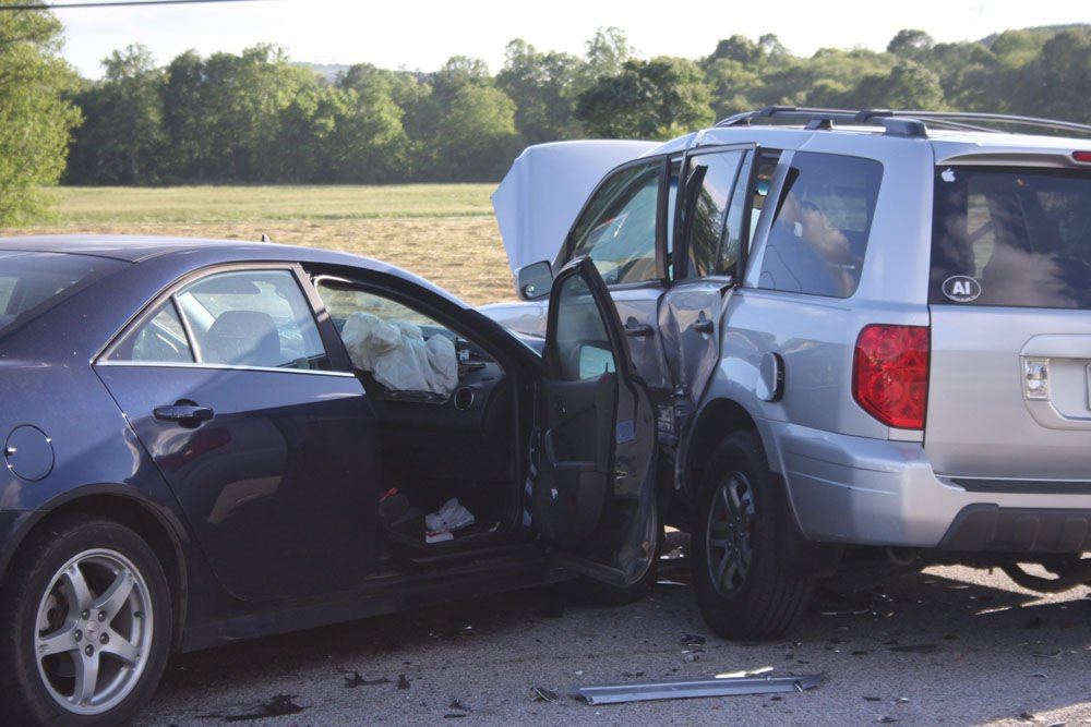 Report: No one injured in Thursday evening wreck on US 27