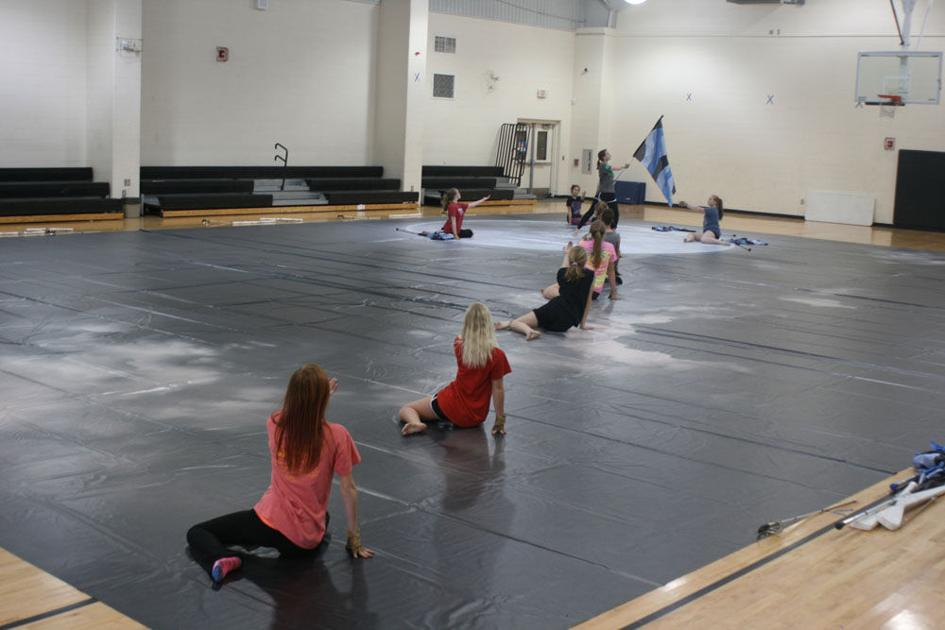 Color Of Victory Coosa High Winter Guard Qualifies To Compete In