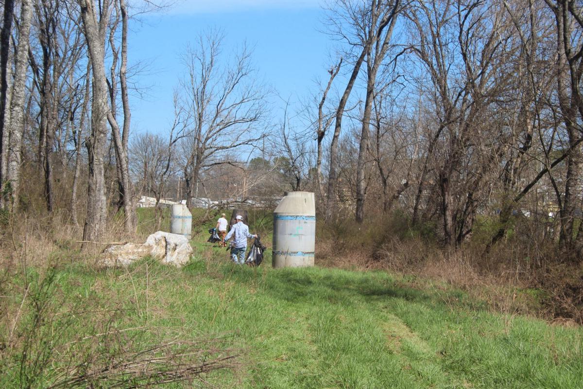 Polk County Cleanup Days February 2020
