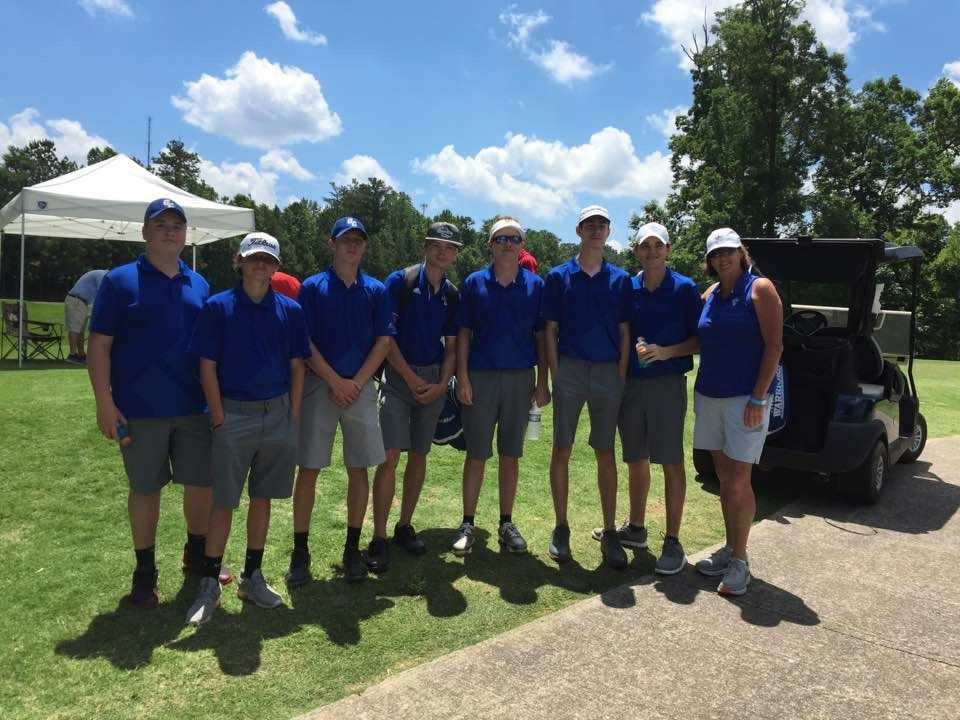 GHSA Golf State Championships