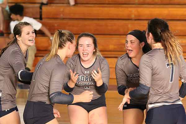 VOLLEYBALL: Lady Bobcats break through at Crown