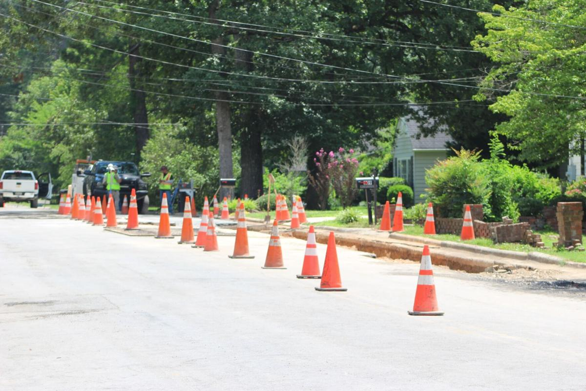 AGL planning to repave Turner McCall, MLK and Riverside in the upcoming weeks