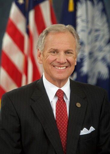 Gov. Henry McMaster, South Carolina