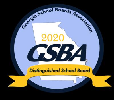 Rome City Schools achieves 2020 GSBA Distinguished School Board status