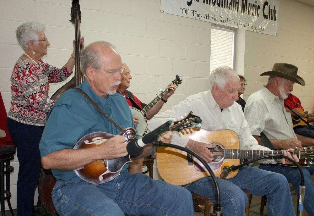 Georgia Mountain Music Club