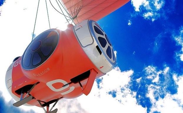 World View balloon capsule