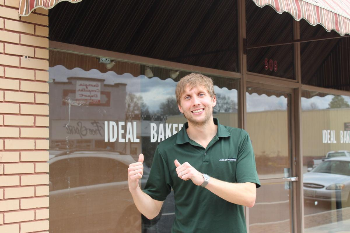Welcome back ideal bakery polkfishwrap for Polk fish wrap