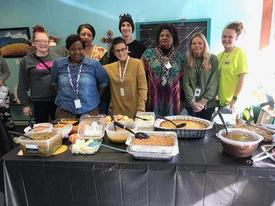 Rockmart Homeless Initiative Thanksgiving Meal