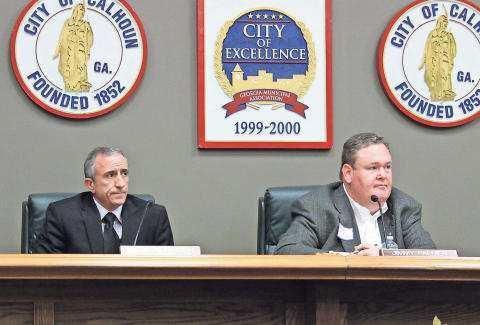 Barton, Vaughn participate in GOP forum