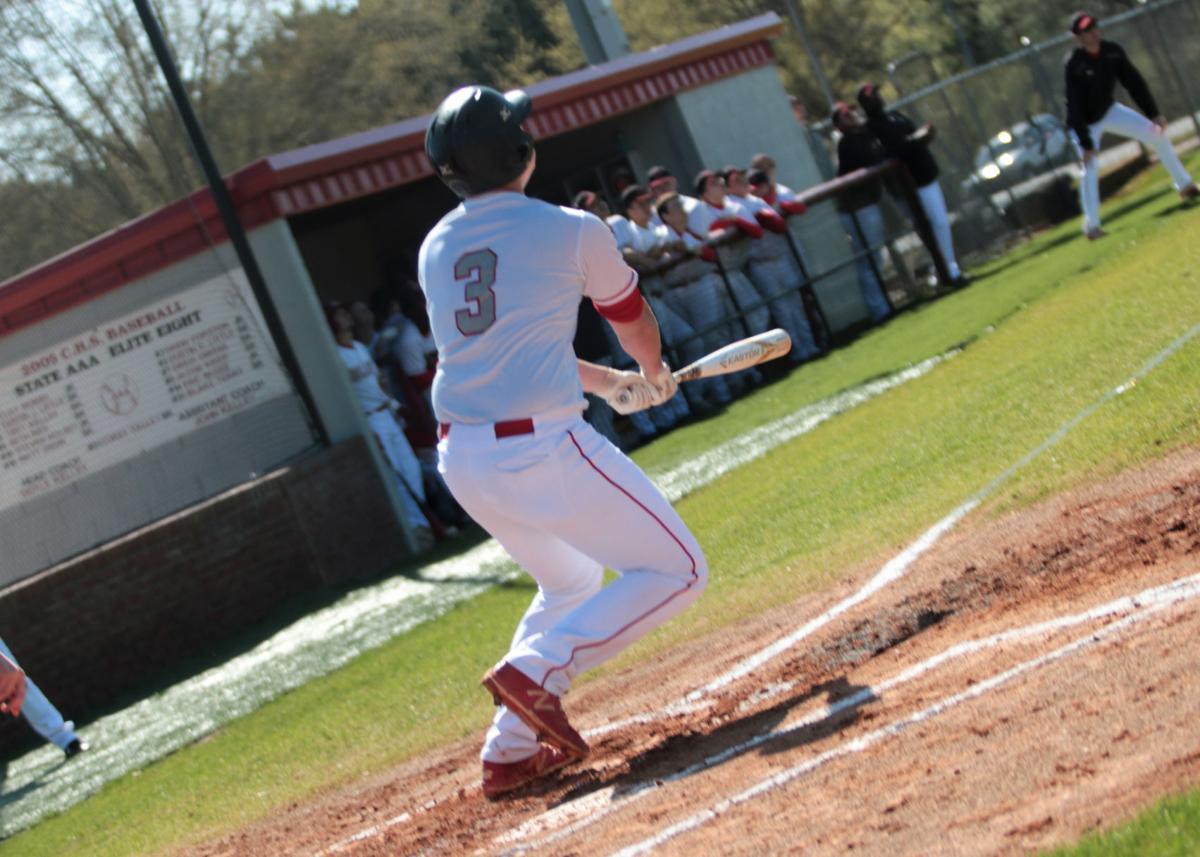 Cedartown Baseball - April 4, 2018