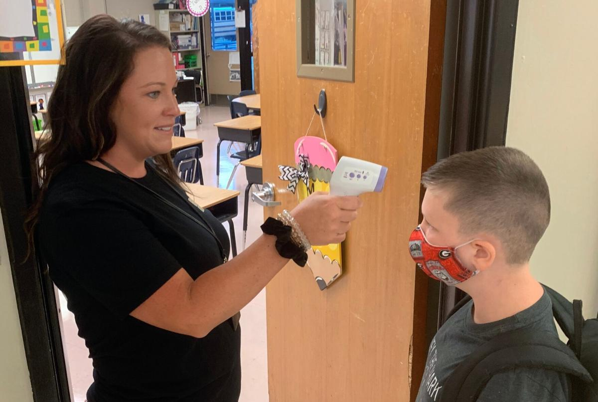 Polk County students welcomed back for new school year