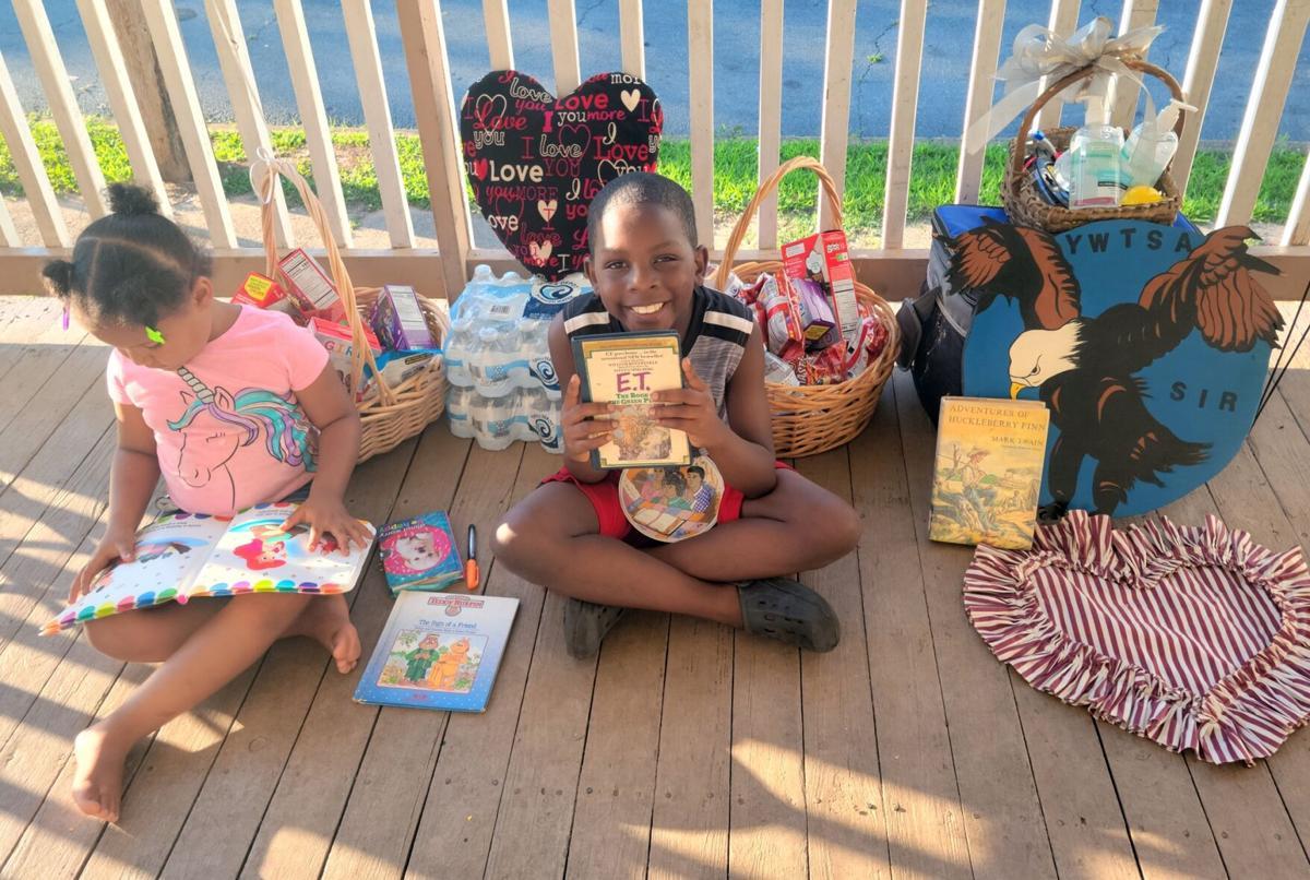 Local businesses help in YWTSA reading program