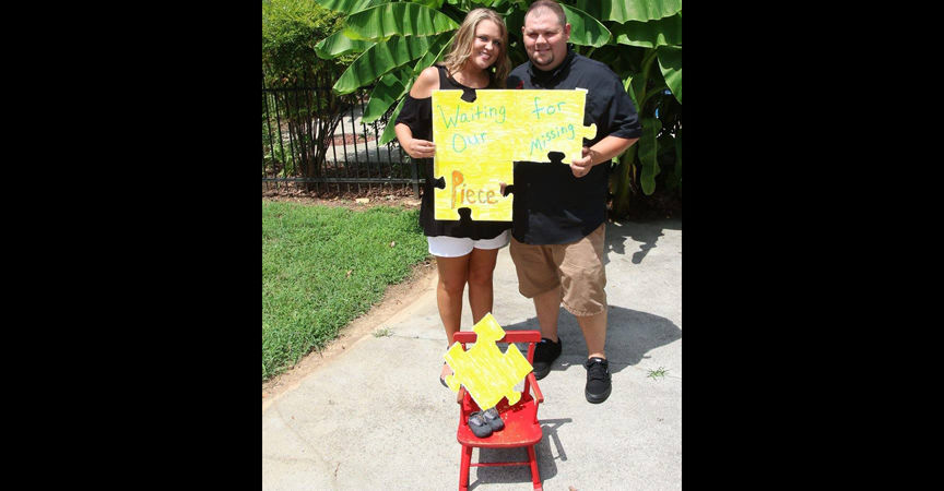 The Missing Piece: Family Day fundraiser to be held to help with local couple's adoption cost
