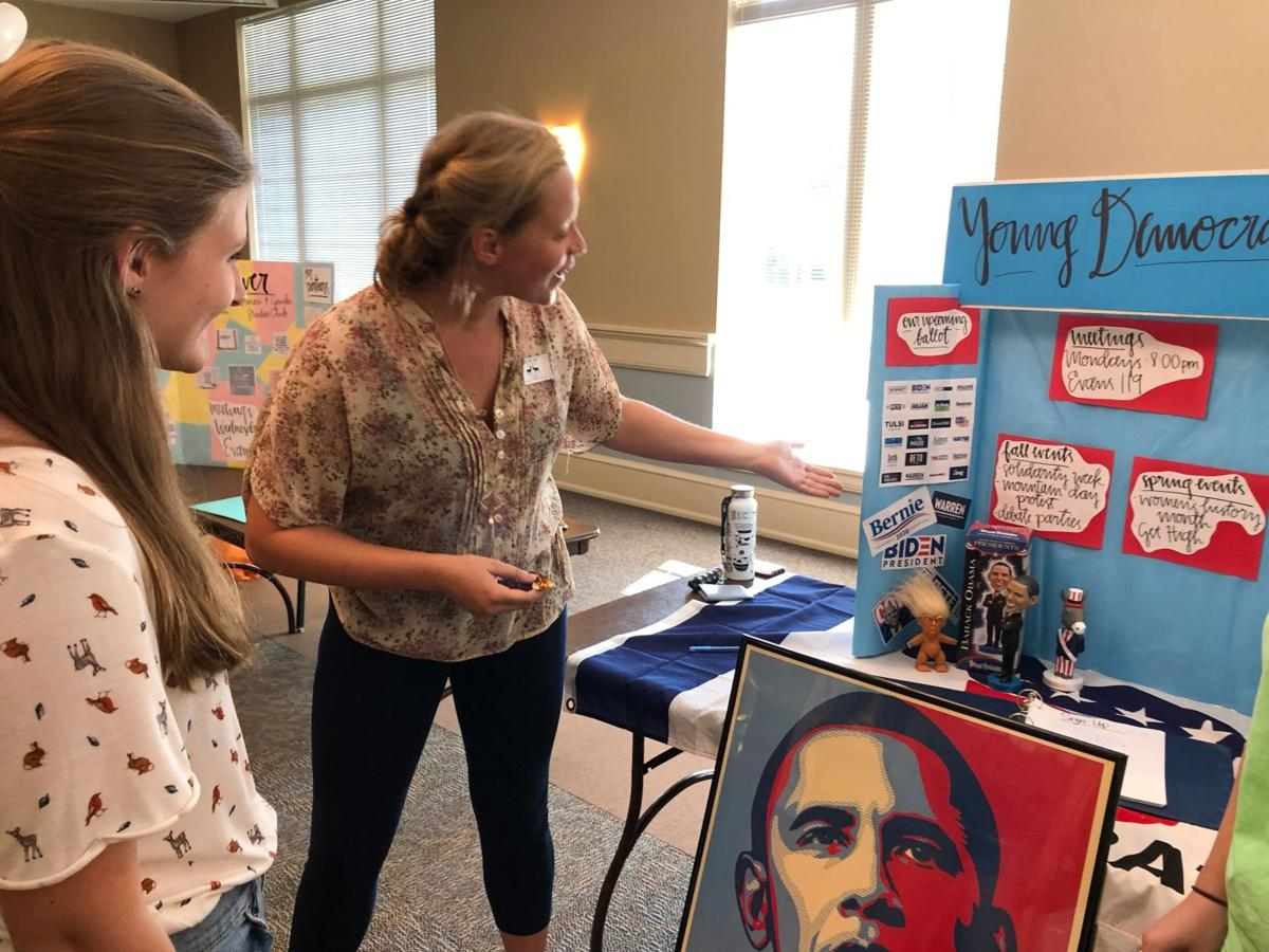 Berry College Involvement Fair caters to wide variety of interests