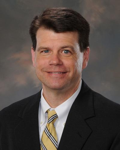 Ryan Earnest, Heritage First Bank CEO