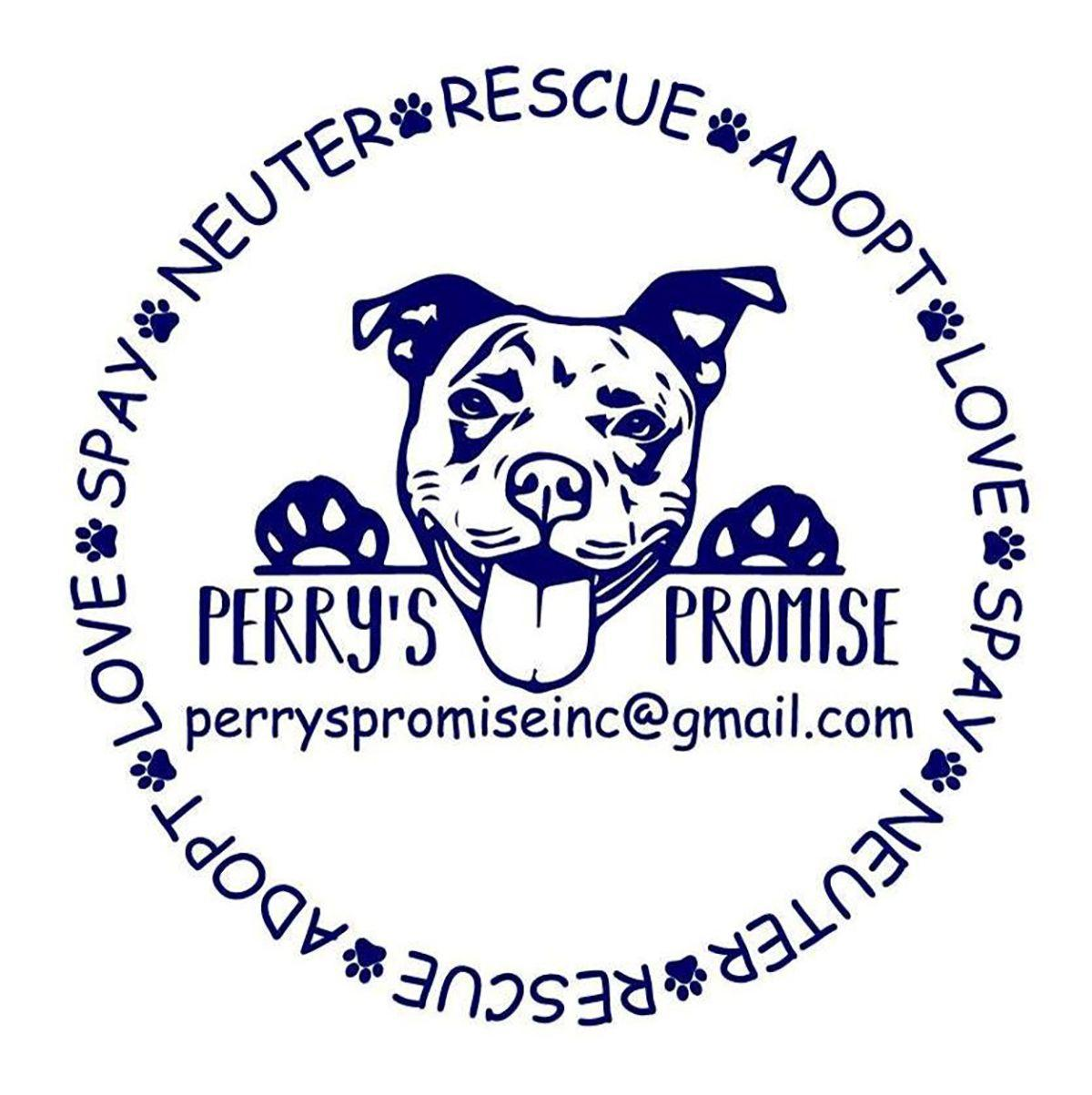 Perry's Promise logo
