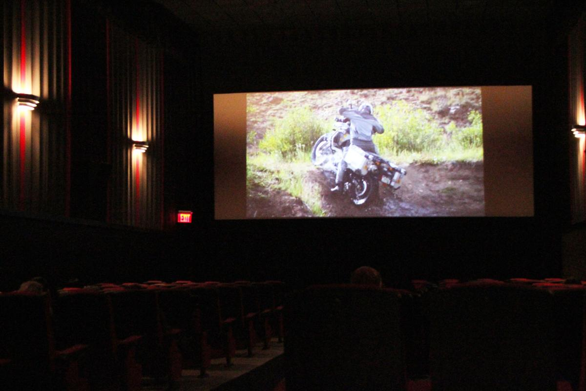 "Locals gather for free screening of ""A Story Worth Living"""