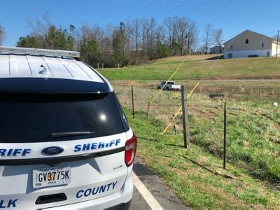 Three county chase ends in arrest