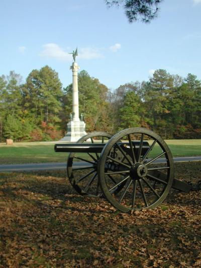 Government shutdown forces closure of Chickamauga and