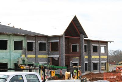 Main Elementary School construction