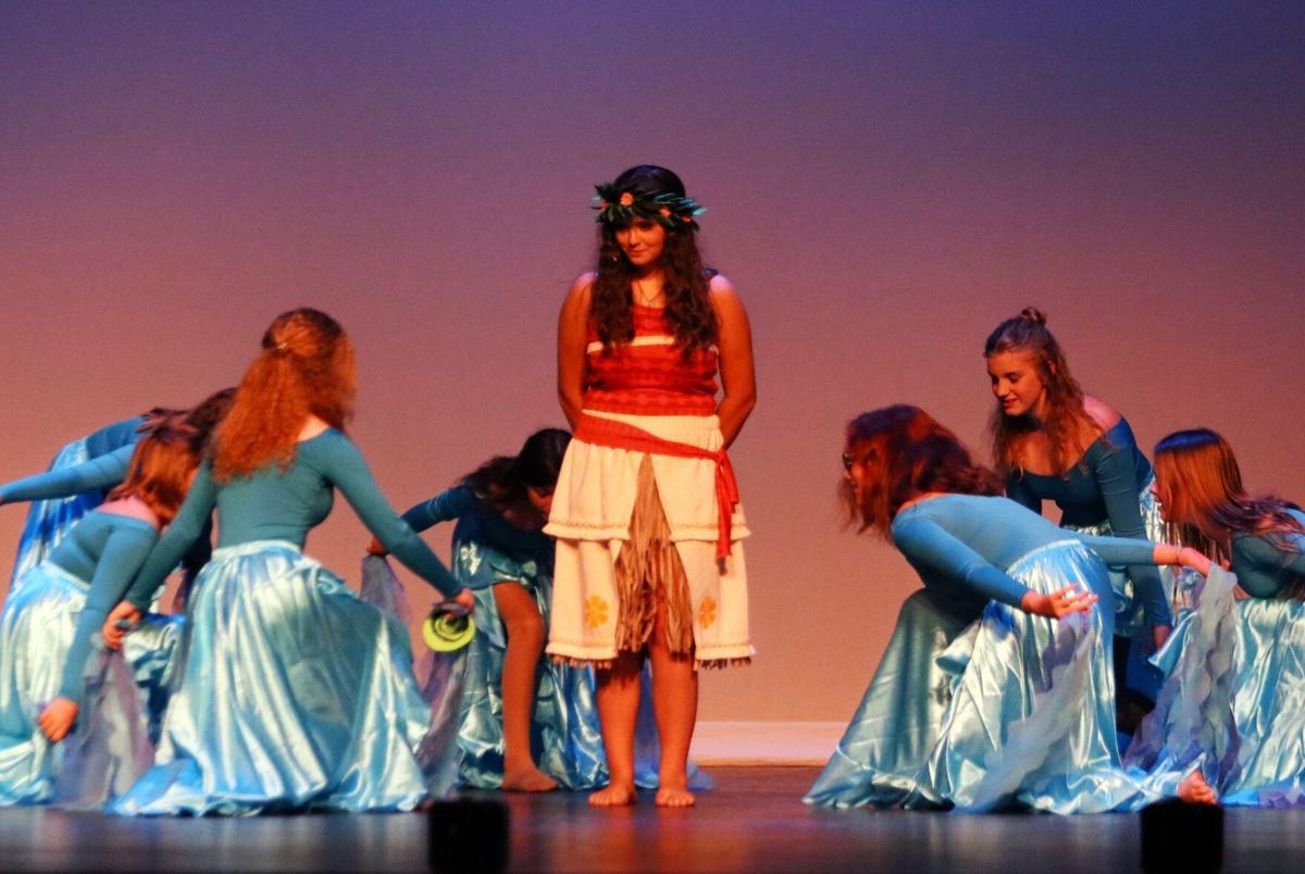 Summer camp participants perform 'Moana Jr.'
