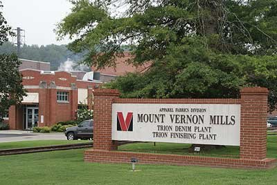 Mount Vernon Mills