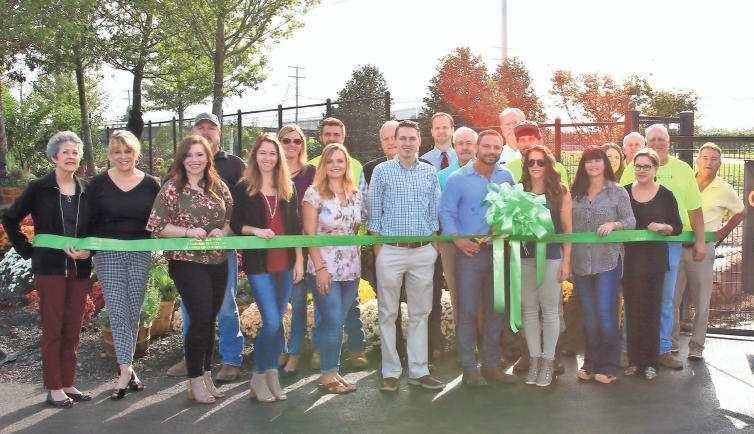 Outer Elements officially opens with ribbon cutting ceremony