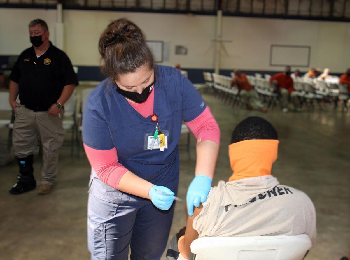 Prison vaccinations