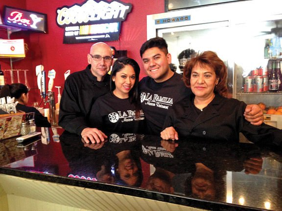 La Familia Mexican Restaurant in Rossville