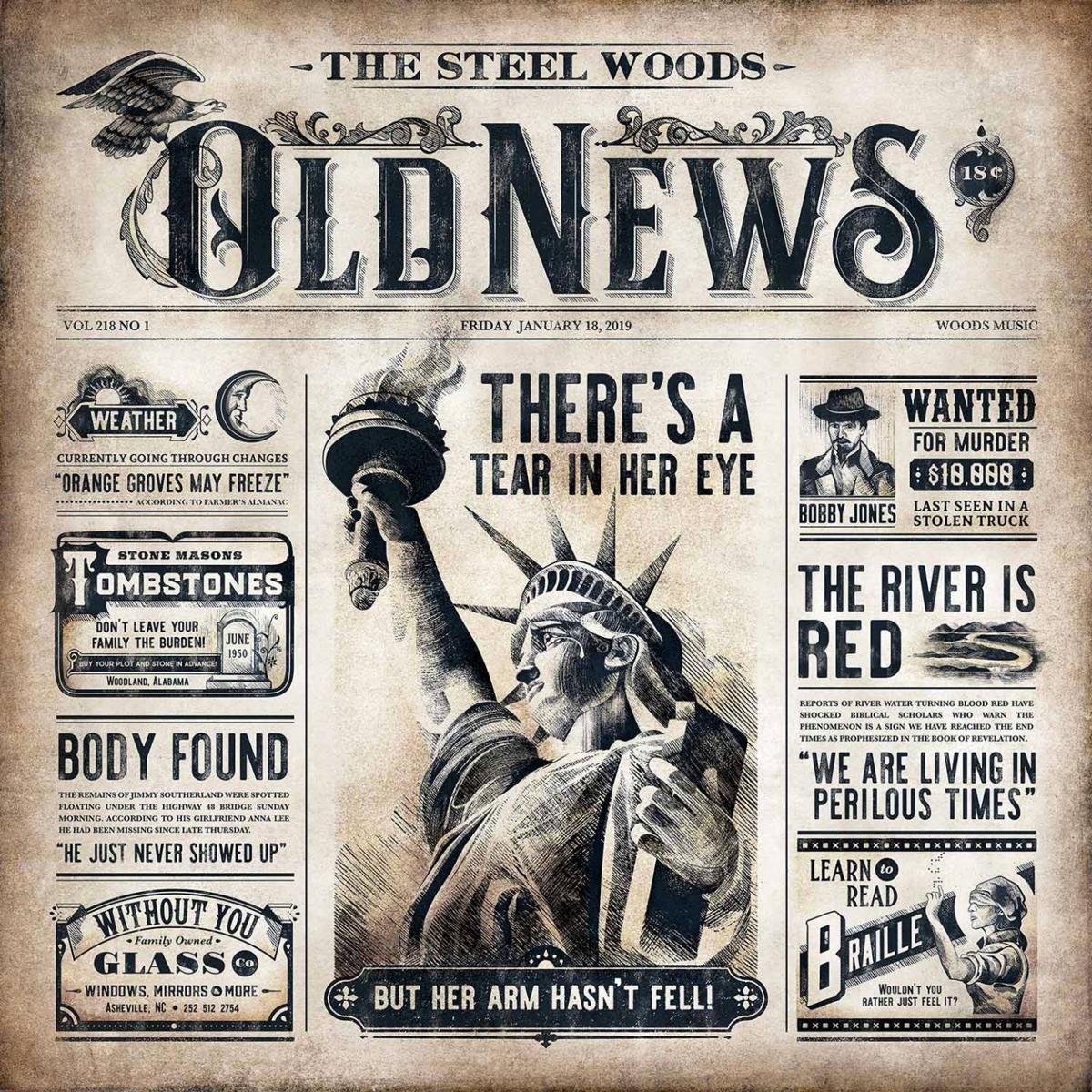 Old News album cover