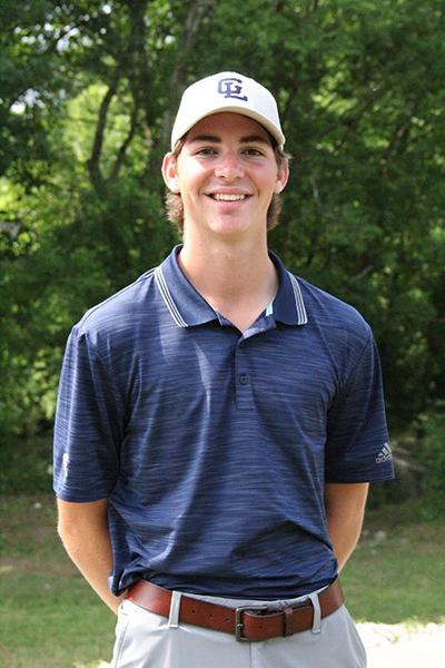 Walker County Boys' Golfer of the Year - Tucker Windham