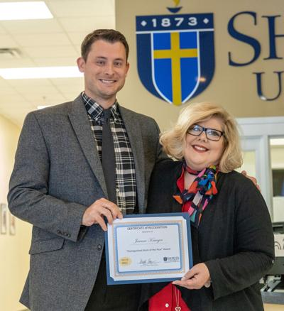 Shorter's Ledbetter College of Business presents End-of-Year Awards