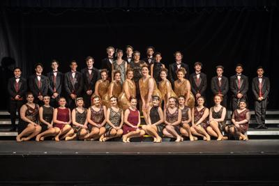 Rome Middle and High Show Choir roll out show