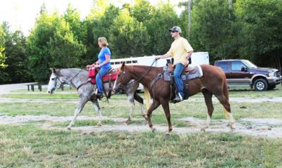 GCSC hosting Saddle Up for St  Jude trail ride event | The