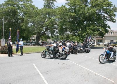 Rockmart veterans host Sunday Memorial Day service